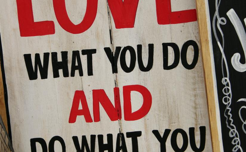 The Good Vibes Only Roadshow – Love What You Do And Do What YouLove