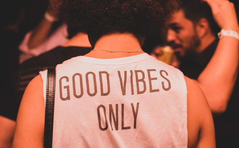 The Good Vibes Only Roadshow – Nothing But A GoodTime!